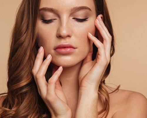 kolagen zapewnia piękny wygląd skóry